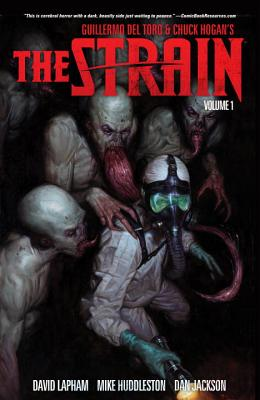 The Strain, Volume 1 Cover