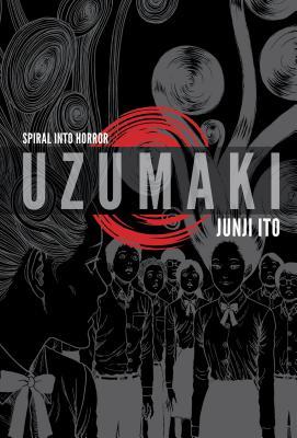 Uzumaki (3-in-1, Deluxe Edition): Includes vols. 1, 2 & 3 Cover Image