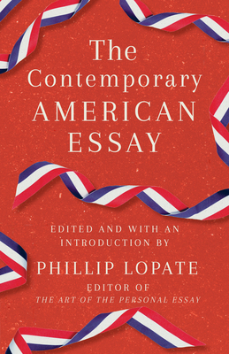The Contemporary American Essay Cover Image