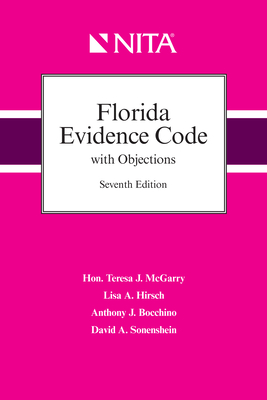 Florida Evidence Code with Objections Cover Image