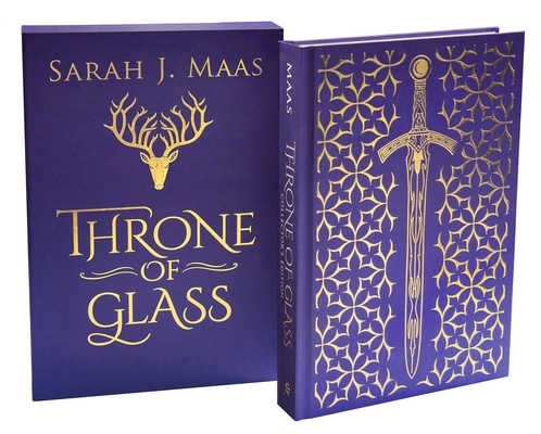 Throne of Glass (Collector's Edition) Cover Image