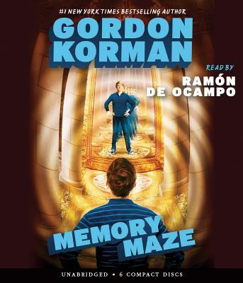 The Hypnotists Book 2: Memory Maze - Audio Cover Image