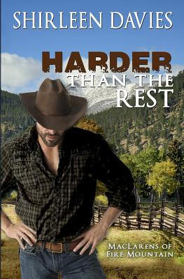 Cover for Harder than the Rest, MacLarens of Fire Mountain