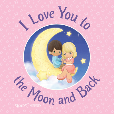 Cover for I Love You to the Moon and Back