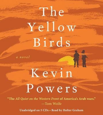 The Yellow Birds Cover