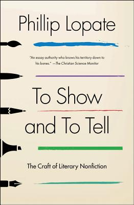 To Show and to Tell Cover