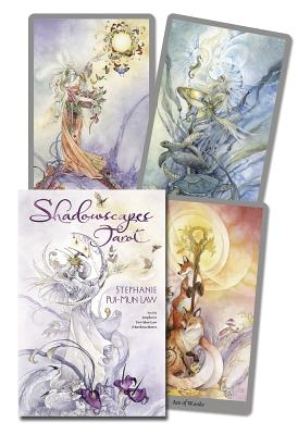 Shadowscapes Tarot [With Booklet] Cover Image