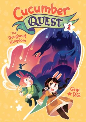 Cucumber Quest: The Doughnut Kingdom Cover Image
