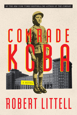 Comrade Koba: A Novel Cover Image