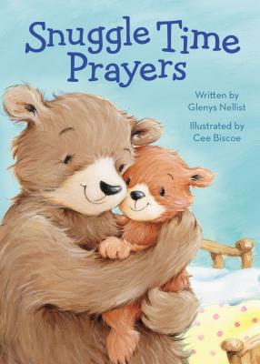 Snuggle Time Prayers Cover Image