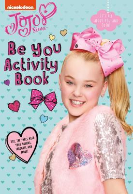 Be You Activity Book (JoJo Siwa) Cover Image