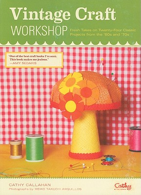 Vintage Craft Workshop Cover