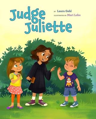 Judge Juliette Cover Image