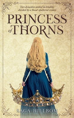 Princess of Thorns Cover Image