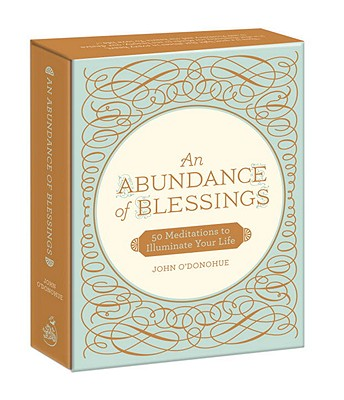An Abundance of Blessings: 52 Meditations to Illuminate Your Life Cover Image