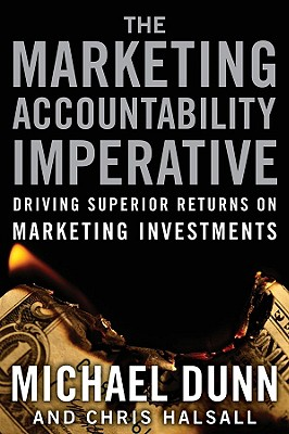 Cover for The Marketing Accountability Imperative