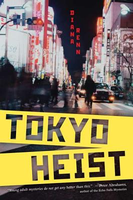 Cover for Tokyo Heist