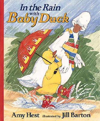 In the Rain with Baby Duck Cover Image