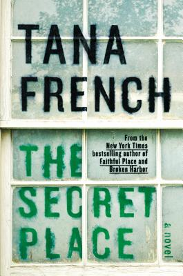 The Secret Place: A Novel Cover Image