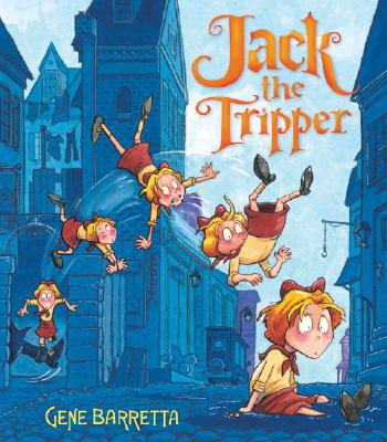 Jack the Tripper Cover