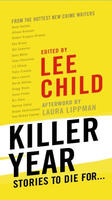 Killer Year: Stories to Die For... Cover Image