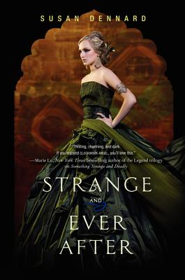 Strange and Ever After (Something Strange and Deadly Trilogy #3) Cover Image