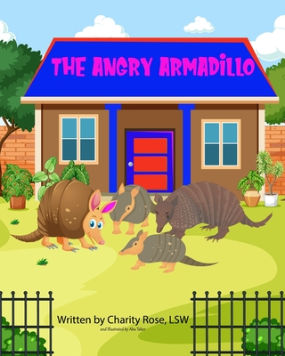 The Angry Armadillo Cover Image