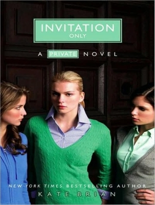 Invitation Only Cover Image