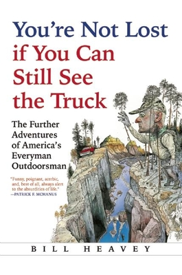 You're Not Lost If You Can Still See the Truck Cover