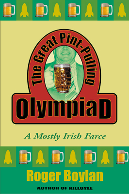 The Great Pint-Pulling Olympiad Cover