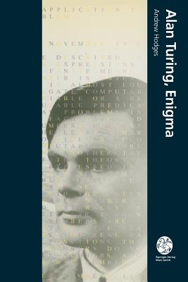 Alan Turing, Enigma Cover Image