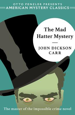 The Mad Hatter Mystery Cover Image