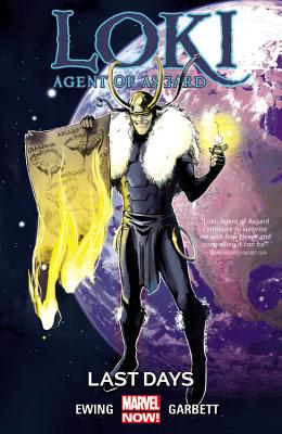 Loki: Agent of Asgard Vol. 3: Last Days Cover Image