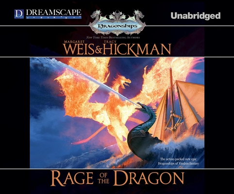 Rage of the Dragon Cover