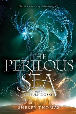 The Perilous Sea (Elemental Trilogy #2) Cover Image
