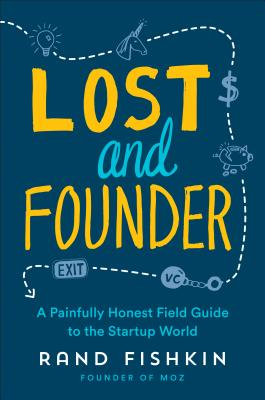 Cover for Lost and Founder