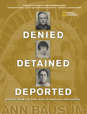 Denied, Detained, Deported Cover