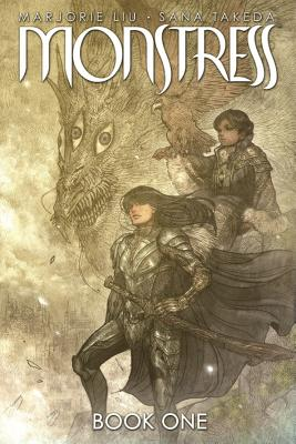 Monstress Book One Cover Image