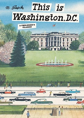 This is Washington, D.C.: A Children's Classic Cover Image