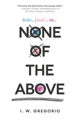 None of the Above Cover Image
