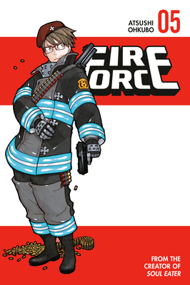 Fire Force 5 Cover Image