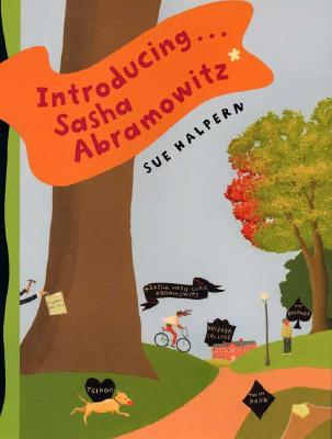 Cover for Introducing . . . Sasha Abramowitz