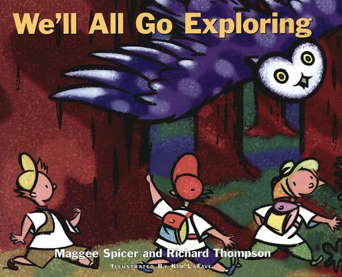 We'll All Go Exploring Cover