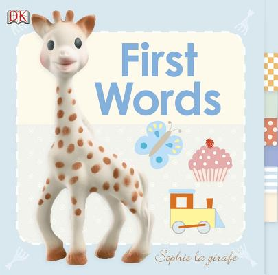 Baby Sophie la girafe: First Words Cover Image