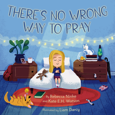 Cover for There's No Wrong Way to Pray