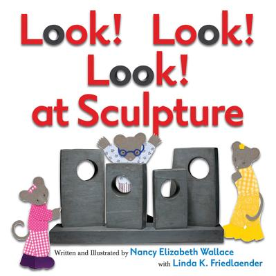 Look! Look! Look! at Sculpture Cover