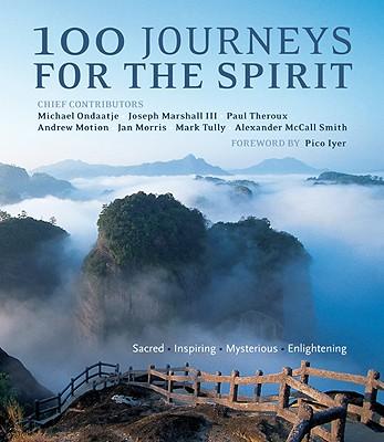 100 Journeys for the Spirit Cover