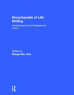 Cover for Encyclopedia of Life Writing