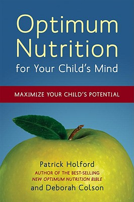 Optimum Nutrition for Your Child's Mind Cover