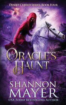Cover for Oracle's Haunt